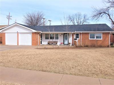 Lubbock TX Single Family Home For Sale: $143,500