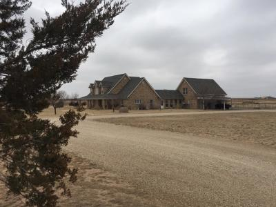 Lubbock Single Family Home For Sale: 6818 110th Street