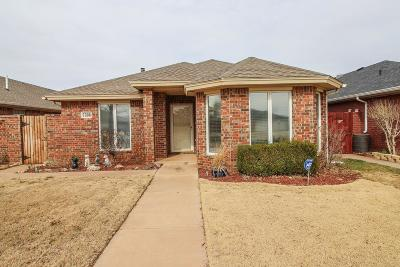 Lubbock Single Family Home For Sale: 7308 60th Street