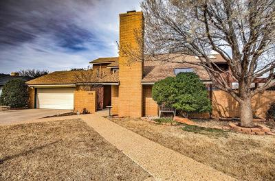 Lubbock Single Family Home For Sale: 5506 72nd Street