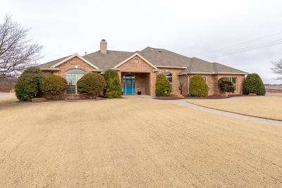 Lubbock Single Family Home For Sale: 6302 County Road 7440