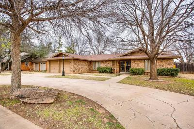 Single Family Home Under Contract: 5404 44th Street
