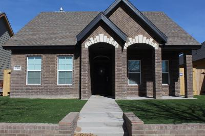 Lubbock Single Family Home For Sale: 2108 9th Street