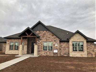 Lubbock Single Family Home For Sale: 6033 95th Street