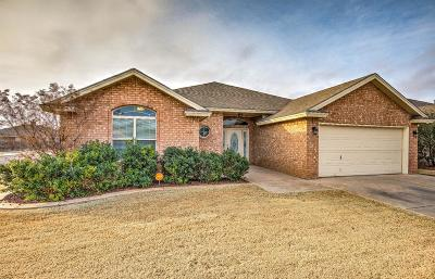 Lubbock Single Family Home For Sale: 5721 107th Street