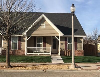 Lubbock Townhouse For Sale: 2102 10th Street