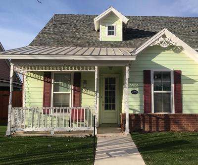 Lubbock Townhouse For Sale: 2128 10th Street