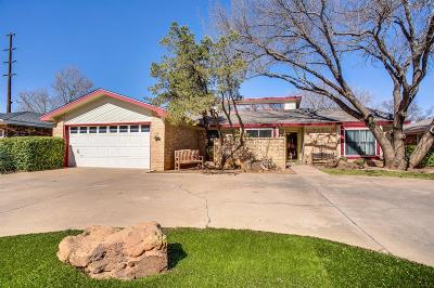 Lubbock Single Family Home For Sale: 4716 80th Street
