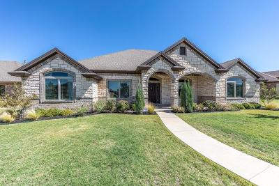 Lubbock Single Family Home For Sale: 6308 75th Place