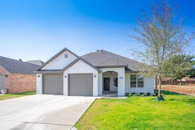 Shallowater Single Family Home For Sale: 1116 16th