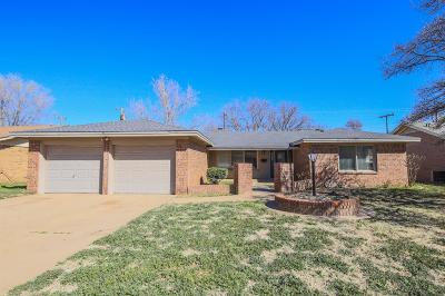 Single Family Home Under Contract: 5406 17th Street
