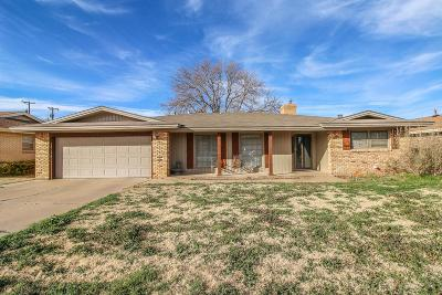 Lubbock Single Family Home For Sale: 2128 52nd Street