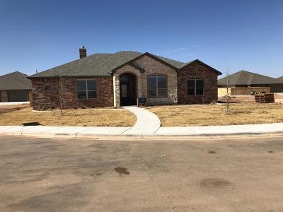 Lubbock Single Family Home For Sale: 9610 Inverness Avenue