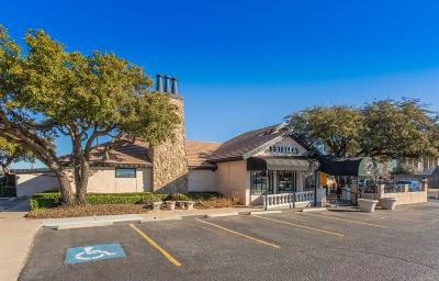 Lubbock Commercial For Sale: 4646 50th Street