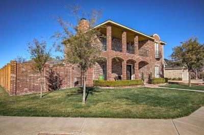 Lubbock Garden Home For Sale: 11208 Topeka Avenue