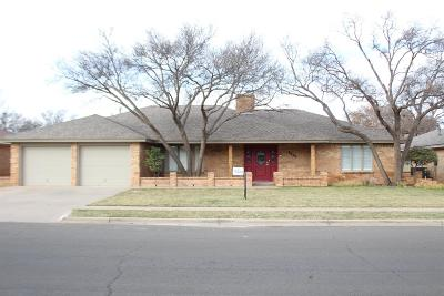 Single Family Home Under Contract: 5406 88th Street