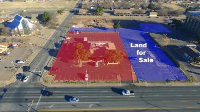 Lubbock County Residential Lots & Land For Sale: 4644 50th Street