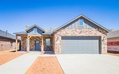 Lubbock Single Family Home For Sale: 6962 22nd Place