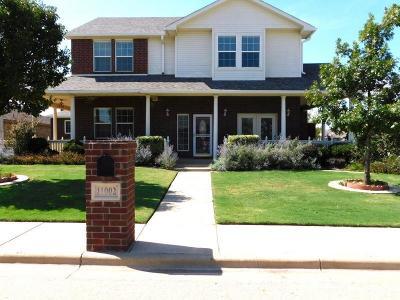 Lubbock Single Family Home For Sale: 11002 Gardner Avenue