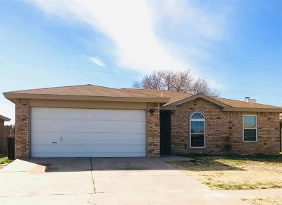 Lubbock Single Family Home For Sale: 6129 39th Street