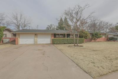 Lubbock Single Family Home For Sale: 2506 58th Street