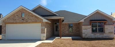 Lubbock Single Family Home For Sale: 12207 Joliet
