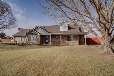 Lubbock TX Single Family Home Under Contract: $299,777
