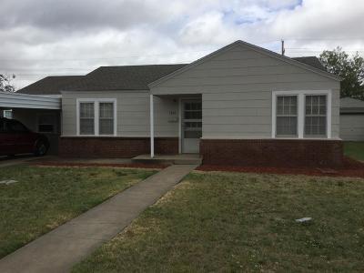 Lubbock TX Rental For Rent: $1,200