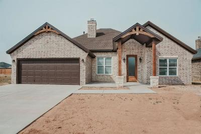 Shallowater Single Family Home For Sale: 1115 16th