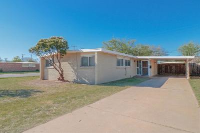 Lubbock TX Rental For Rent: $1,000