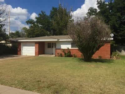 Lubbock TX Rental For Rent: $1,250