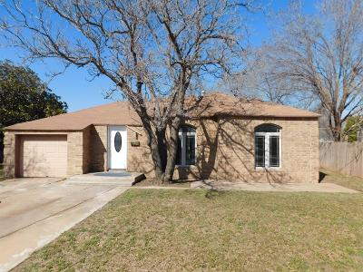 Single Family Home For Sale: 2426 30th Street