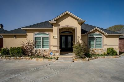 Single Family Home For Sale: 10010 York Avenue