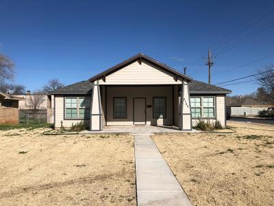 Single Family Home For Sale: 2102 17th Street