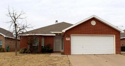 Single Family Home For Sale: 6504 89th Street