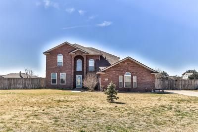 Single Family Home For Sale: 3307 County Road 7530