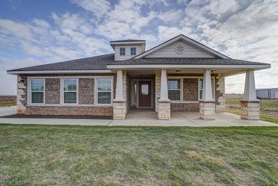 Tahoka Single Family Home For Sale: 1409 Farm Road 211