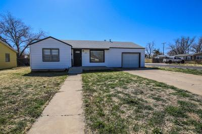 Single Family Home Under Contract: 2619 39th Street