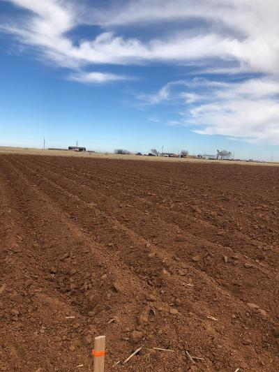 Lubbock County Residential Lots & Land Contingent: E County Road 5300