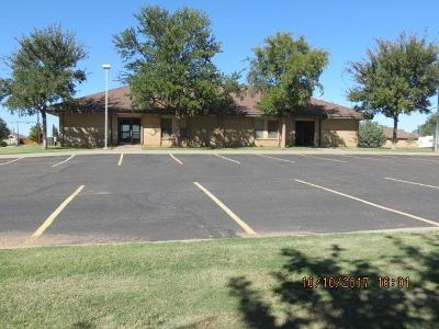 Brownfield, Meadow Commercial For Sale: 202 S Gillham Drive