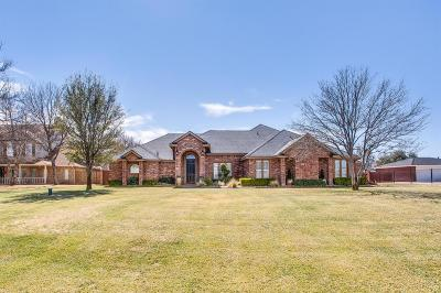 Single Family Home Under Contract: 8311 County Road 6930