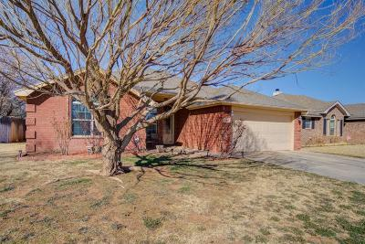 Lubbock TX Single Family Home For Sale: $202,500