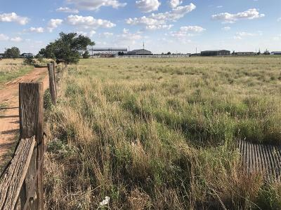 Lubbock County Residential Lots & Land For Sale: County Road 5800
