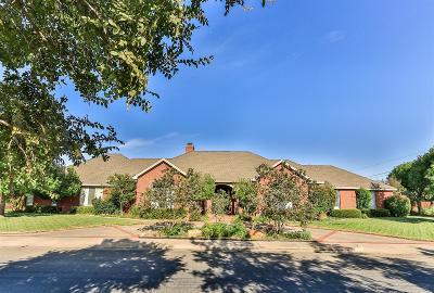 Lubbock Single Family Home For Sale: 9802 Savannah
