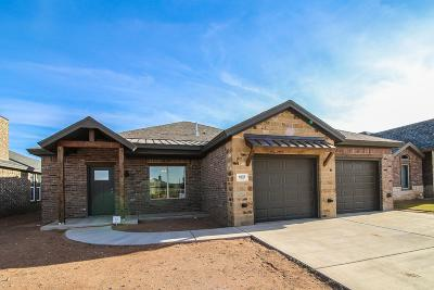 Single Family Home For Sale: 6955 22nd Place
