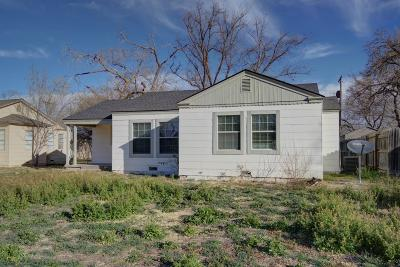 Single Family Home Under Contract: 3614 30th Street