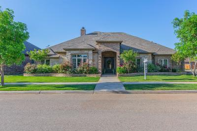 Lubbock Single Family Home For Sale: 6107 88th Place