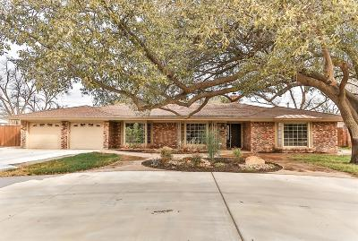 Single Family Home For Sale: 4512 17th Street