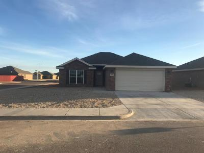 Single Family Home For Sale: 8801 14th Street
