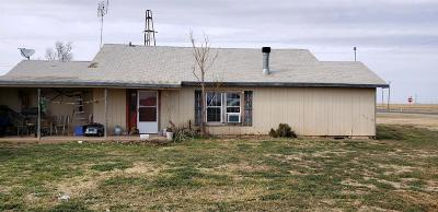 Lamesa Single Family Home For Sale: 2104 S Highway 137 Highway